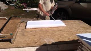 Создание угловой термопанели(http://vk.com/w.h_warmhouse Термопанели «WARM HOUSE» — это фасадная система на основе пенополистирола с нанесением фактурн..., 2014-09-06T08:28:32.000Z)