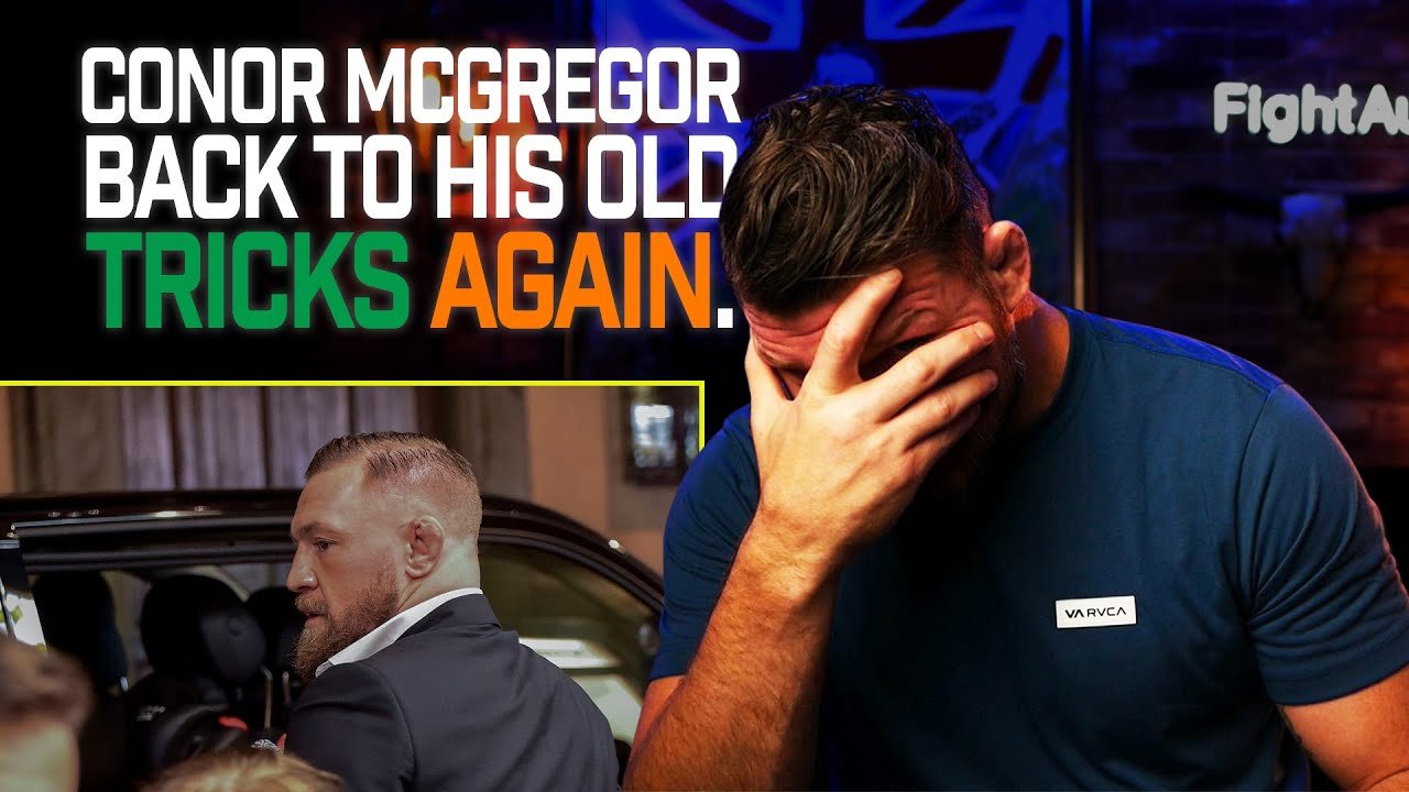 Download Conor Mcgregor Is at It Again...