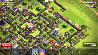 DER GROßE CLASH OF CLANS ADVENTSKALENDER! TÜRCHEN #11 INKLUSIVE RATHAUS 11 BASE II German/Deutsch HD