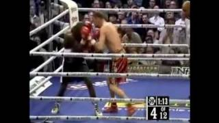 """Lucian Bute - """"mr Body Puncher"""" - Ring Magazine Awarded Him The Tony Zale Trophy For 2009!"""