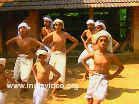 Padayani - the soldier's dance