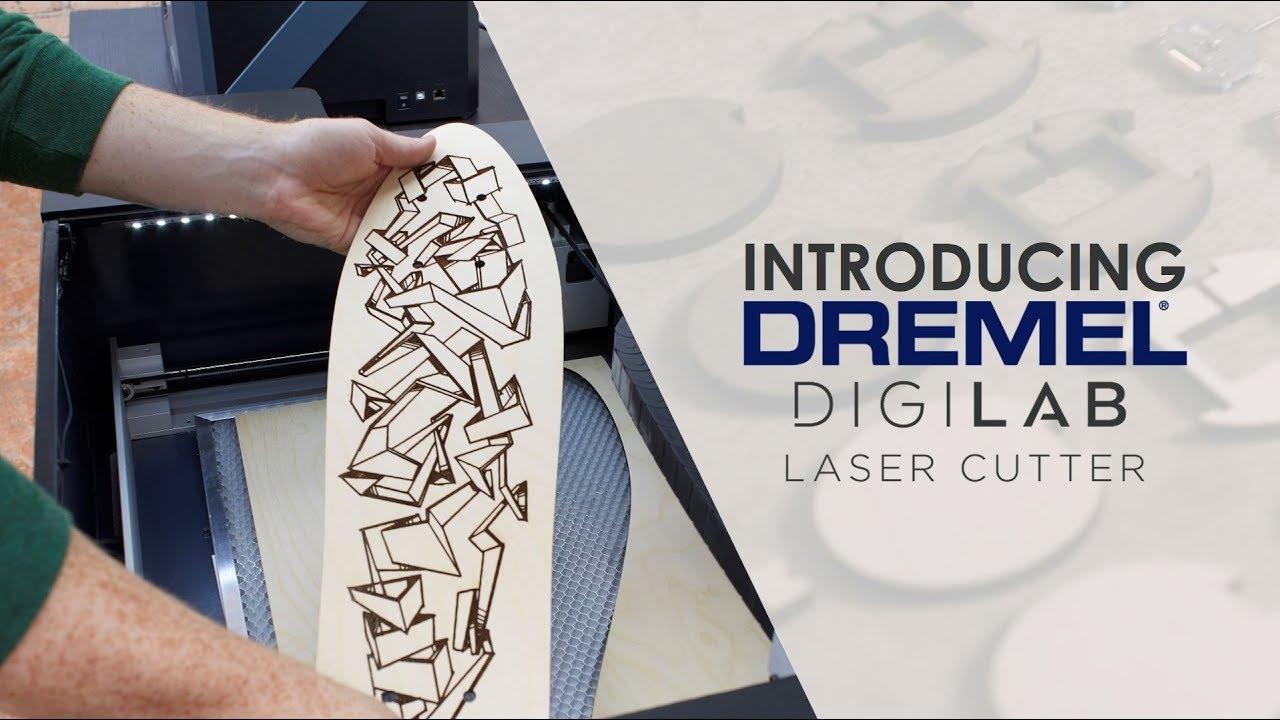 LC40 Laser Cutter | Dremel Digilab