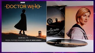 Doctor Who Series 11: Original Television Soundtrack (Limited Edition Digipack) Review