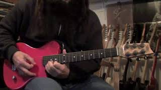 Duane Almond#39s version of Stormy Monday played on a First Act Discovery guitar