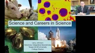 Science and Careers in Science