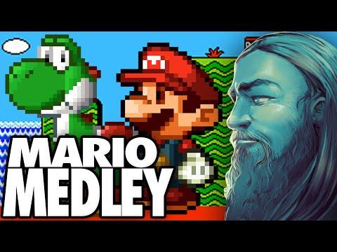 Smooth McGroove Remixed - Ben Briggs - Mario Overworld (Super Mario Remix) - GameChops