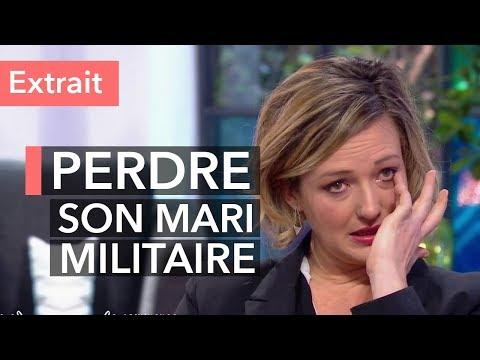 Émotion : elle perd son mari militaire !