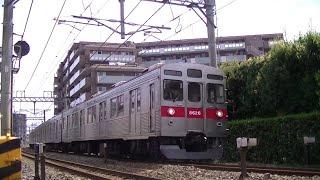 【東急】廃車回送された8500系8626Fの現役時代の東武線走行