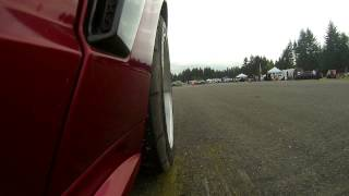 mach 1 swapped 01 v6 mustang vs nitrous coyote gt