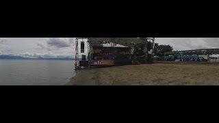 Tenggo Band Cover CCCC (C4) Factor X At samosir band festival