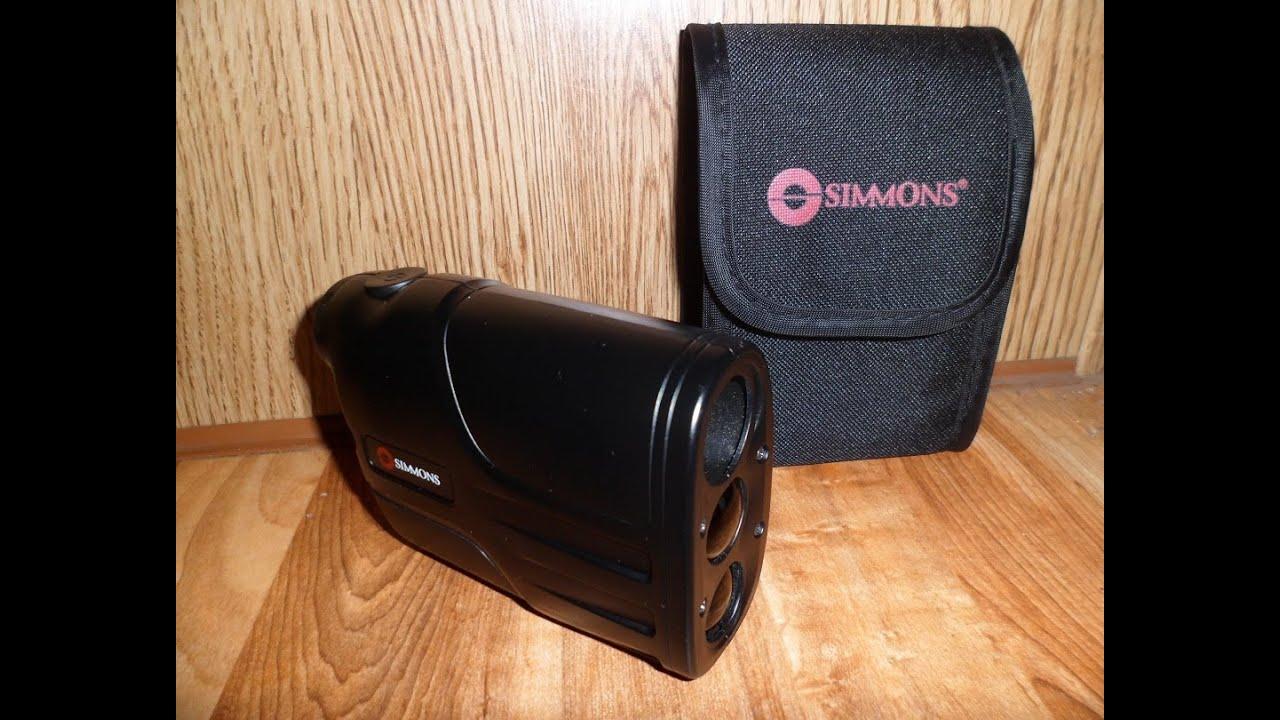 Simmons Lrf 600 Laser Range Finder Hd