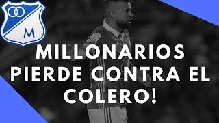 Millonarios Perdió Contra Leones El Colero Del Campeonato 2-1 [Noticias Millonarios]