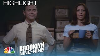 Charles Tries To Set Up Gina | Season 3 Ep. 5 | BROOKLYN NINE-NINE