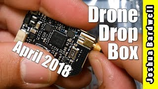 DRONE DROP | April 2018 Unboxing AND GIVEAWAY