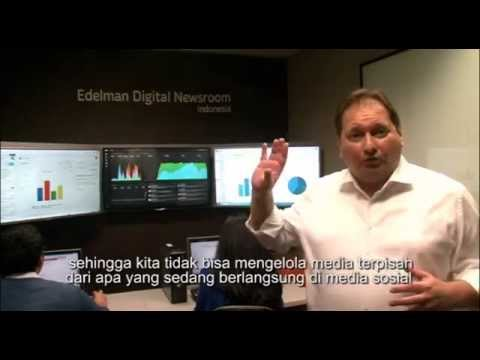 Edelman Indonesia Digital Newsroom launch