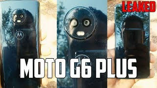 Moto G6 Plus Hands On - LEAKED - Moto G6 - First Look & Hands On!