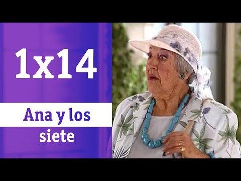 Ana y los siete: 1x14 - Abuela de fin de semana   RTVE Series
