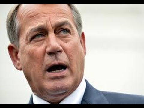 Boehner Goes Off Over