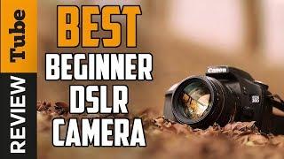 ✅ DSLR Camera: Best DSLR Camera for Beginners (2020)
