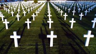 75 Jahre nach dem D-Day: Die Schauplätze aus der Luft