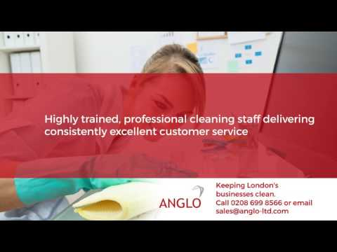 Office Cleaning | Anglo