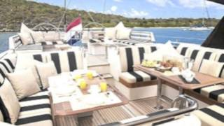ICARUS - Jongert 27m Luxury Crewed Sailboat - Charter this Winter in the Caribbean