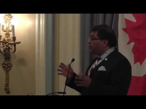 Mayor Nenshi's speech to Calgary Rotary Club: March 17, 2015