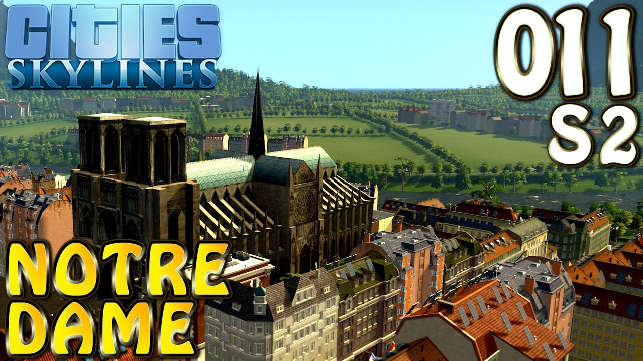 Cities Skylines Mod Free Building