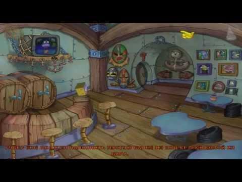 Губка Боб 2 Большое Приключение Часть 1