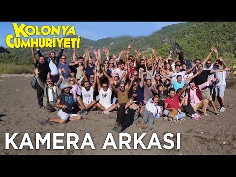 Kolonya Cumhuriyeti - Kamera Arkası (Sinemalarda!)