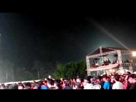"Lagu "" Indonesia Raya "" Konser Endang Soekamti & Tipe X Di Ponorogo"