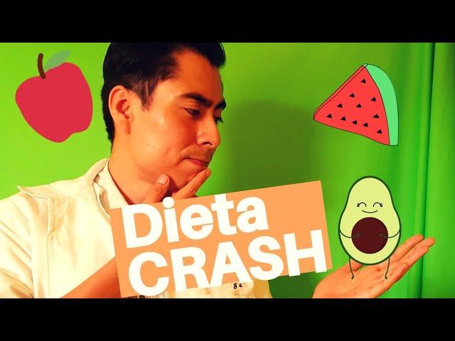 Dieta CRASH