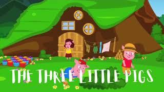 Ms. Kai's Three Little Pigs