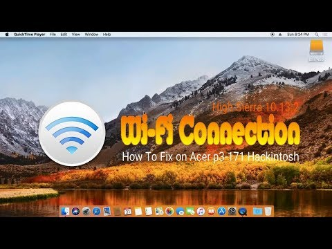 Hackintosh : How to Fix WIFI Connection on Acer Tablet ...