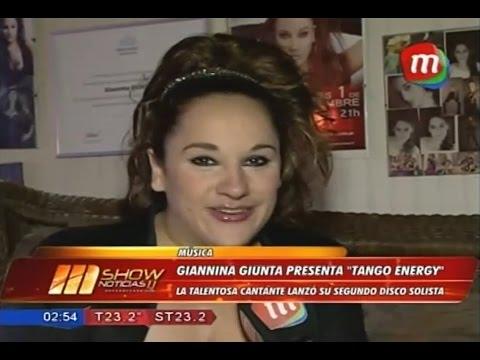 Giannina Giunta en MShow Noticias (Magazine) 21-02-17