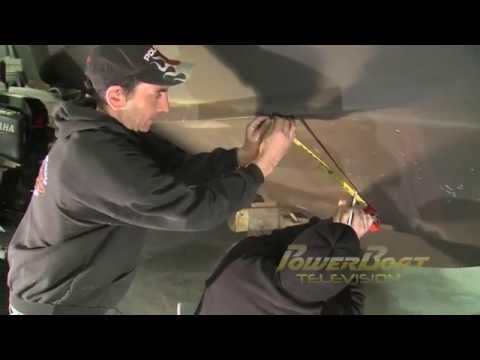 How To Install a Bow Thruster - PowerBoat TV
