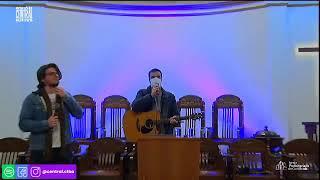 03/07/2021 - Culto 19h30 - Lic. Samuel Coelho #LIVE