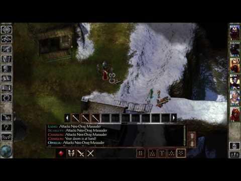 Icewind Dale EE Playthrough Part 38: SPOILERS: Arundel Dies |