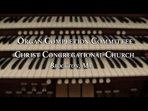 Christ Congregational Church - Organ Completion Committee