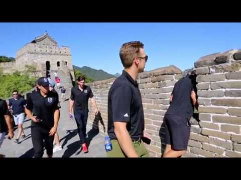 Kings Insider: 2017 NHL China Games -- Part 4