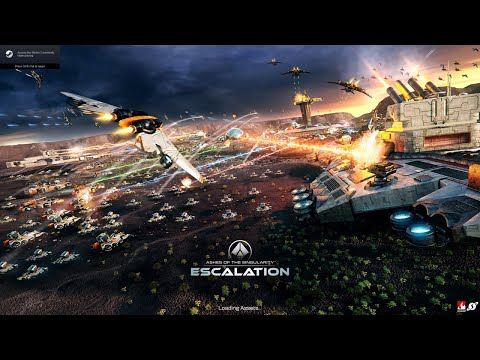 DGA Plays: Ashes of the Singularity: Escalation  3.0 Massive Update