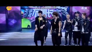[ EXO ] Kai and Kris Dancing Battle