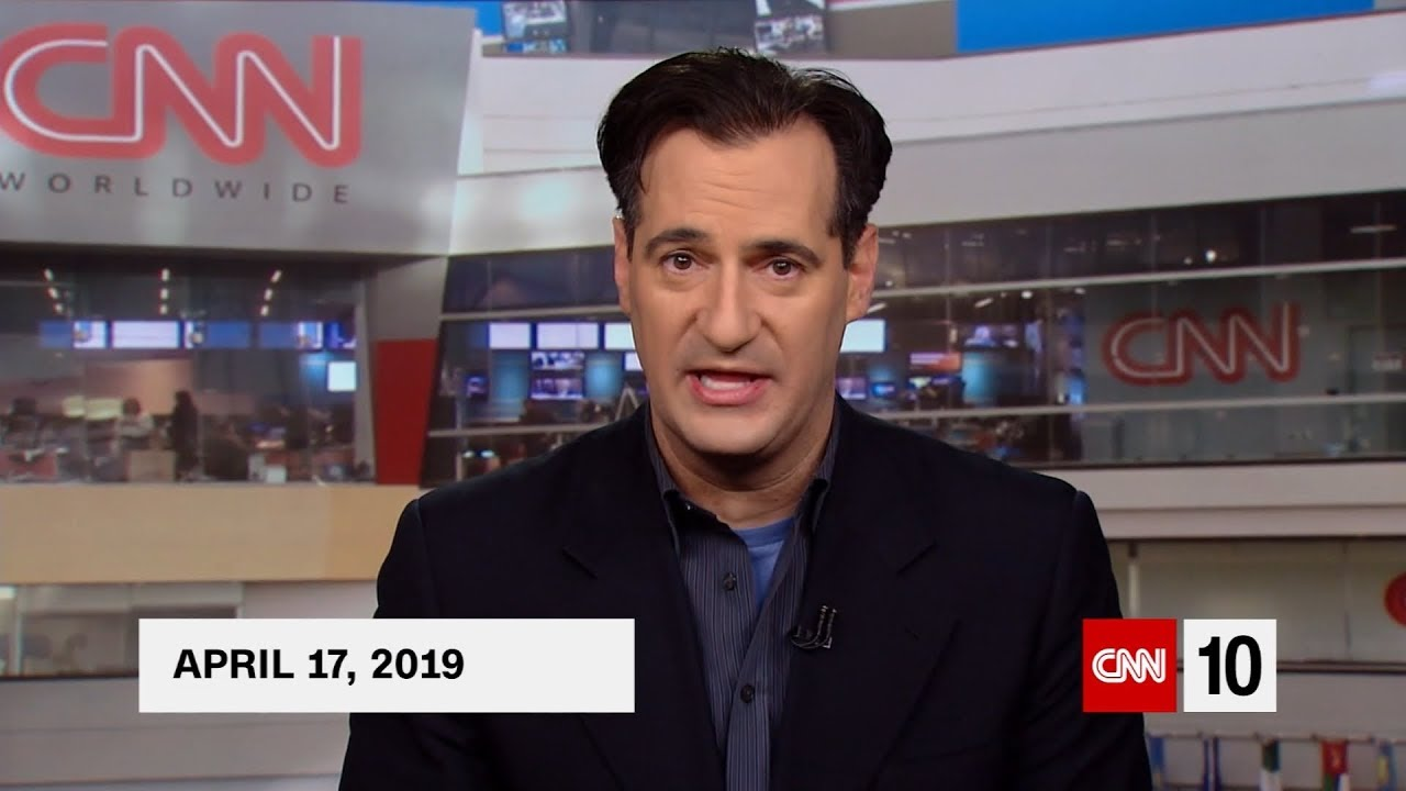 CNN 10 | CNN Student News | April 17 2019