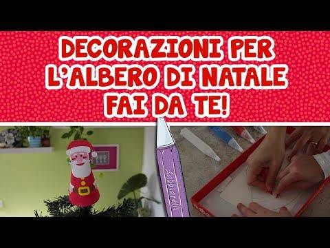 Albero di Natale Fatto a Mano - Tutorial -Riciclo creativo from YouTube · Duration:  3 minutes 39 seconds
