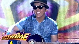 It's Showtime Kalokalike Face 2 Level Up: Bruno Mars