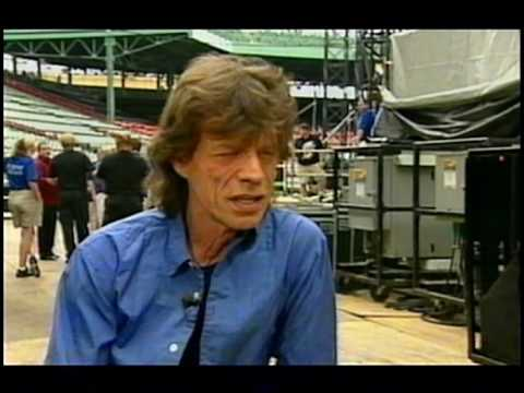 Keith Richards On Mick's Knighthood