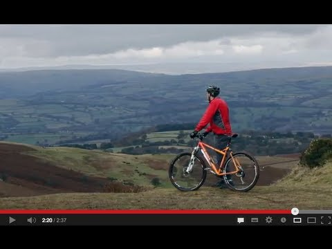 Greentraveller Video of Drover Holidays, Powys, Wales