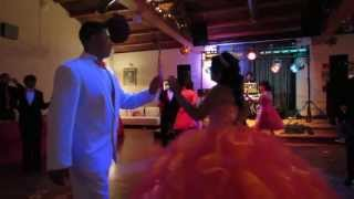 BEST QUINCEANERA DANCE EVER!