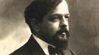 Debussy, Piano trio in G major, (1) Andantino con moto allegro