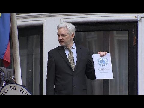Julian Assange criticises timing of Swedish news conference